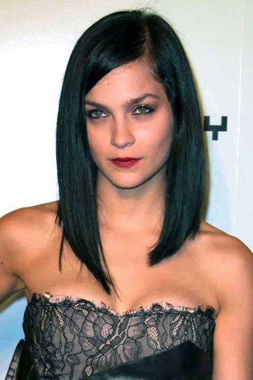 Best Long Bob Haircuts 2018