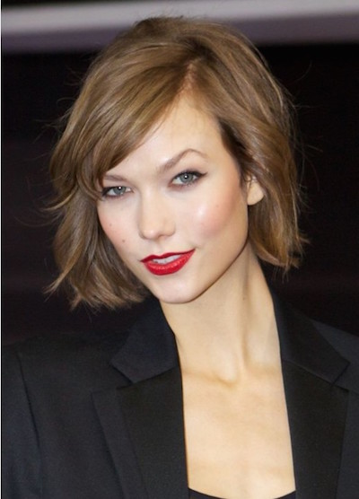Sexy Side Bangs