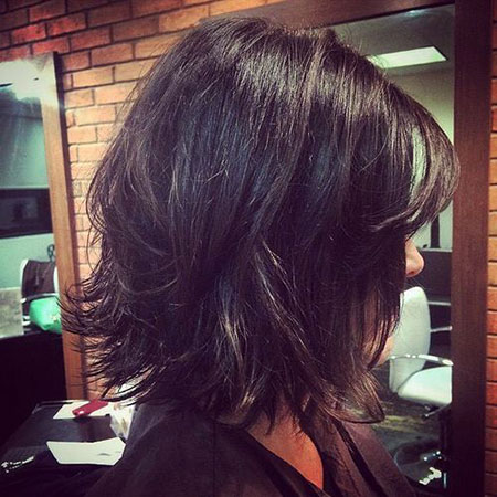 Layered Bob Hairstyles 2018 - 2018-12