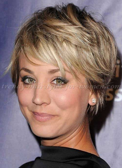 Short Cropped Haircut-16