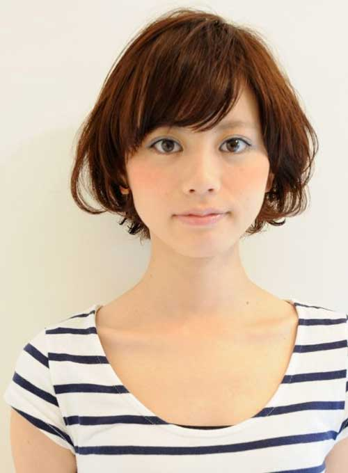 Japanese Short Bob Haircuts