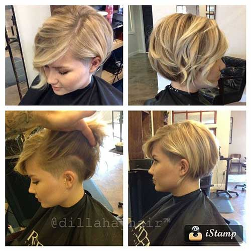 Asymmetrical New Bob Cuts