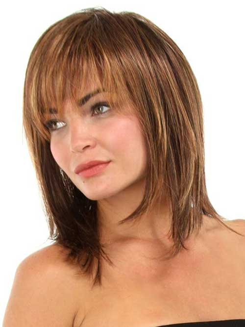 Thin Bob Hair Ideas for Women Over 40