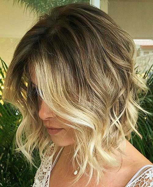 Short Haircuts for Curly Hair 2018 - 8