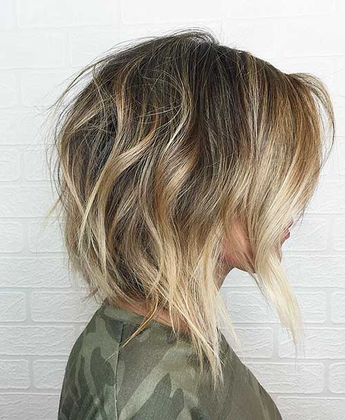 Short Choppy Hairstyles 2018 - 19