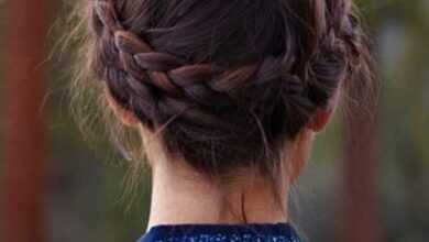 Bild von Lovable Short Braided Hairstyles for Ladies