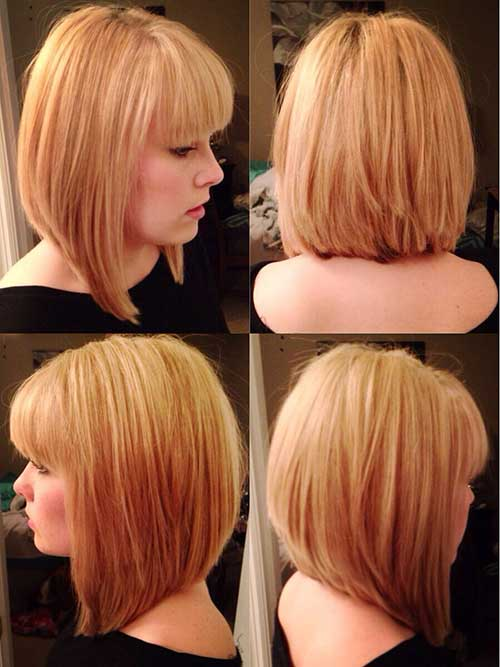 Bob Haircuts for Girls-7