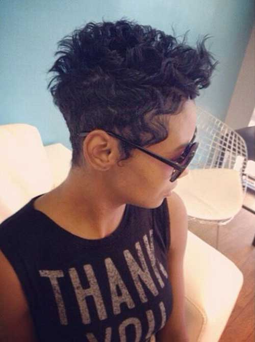 Pixie Cuts for Curly Hair-12