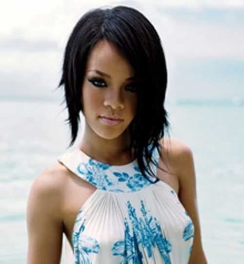 Best Rihanna Bob Hairstyles