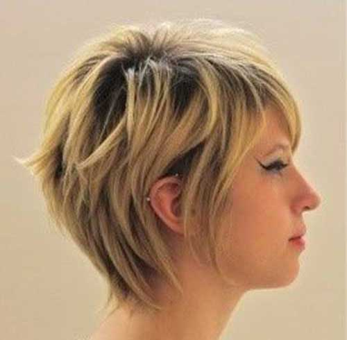 Cute Short Haircuts 2018-16