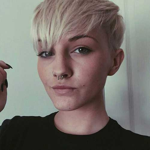 Short Pixie Hairstyles-7