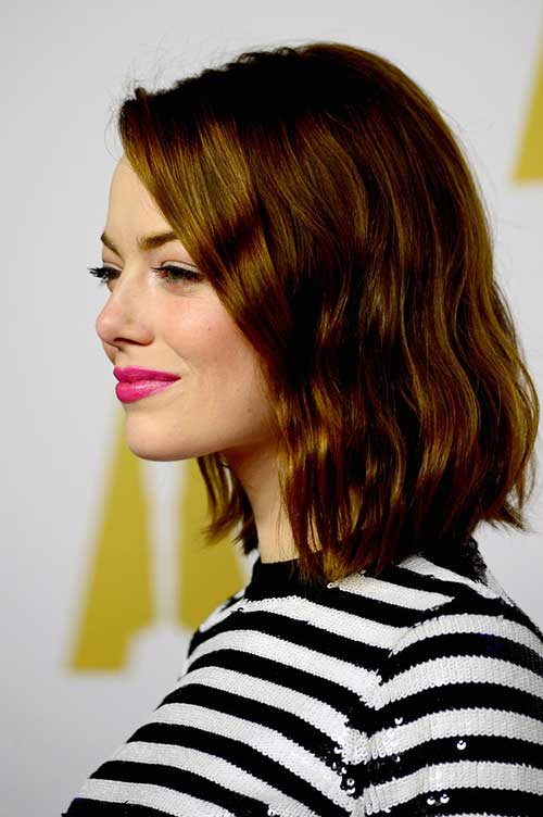 Emma Stone 2018 Hair for Ladies