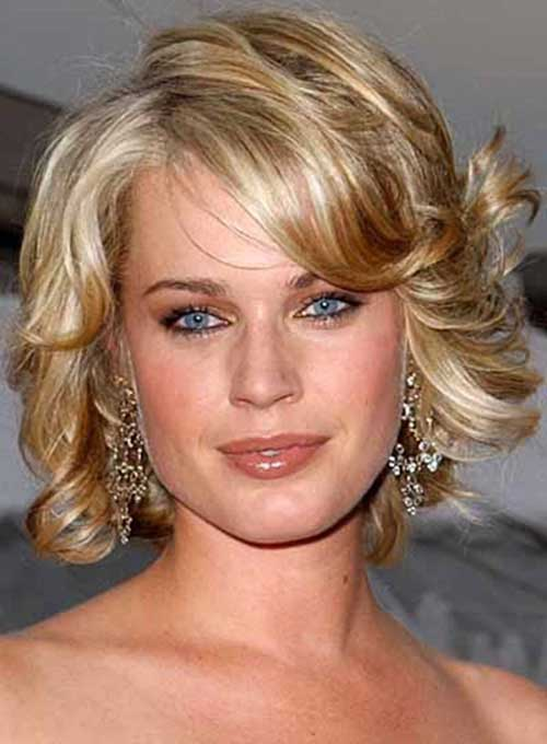 Rebecca Romijn Wedding Bob Hair