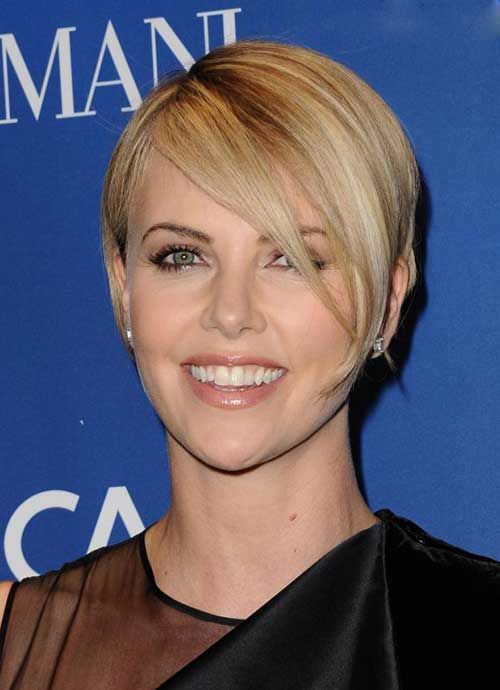 Charlize Theron Pixie Cuts-13