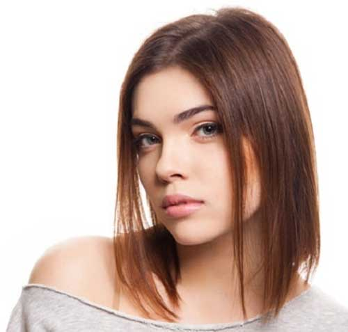 Straight Bob Hairstyles for Fine Hair 2018