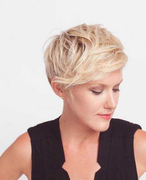 Trendy Short Haircuts 2018-11