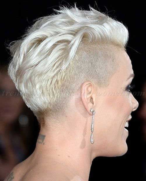 Trendy Hairstyles for Short Hair-14
