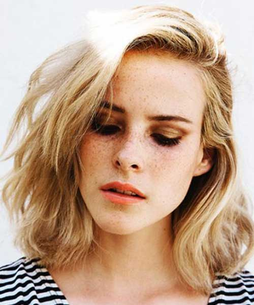 Best Wavy Hairstyles for Girls with Short Hair