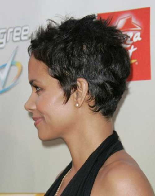 Short Cropped Haircut-10