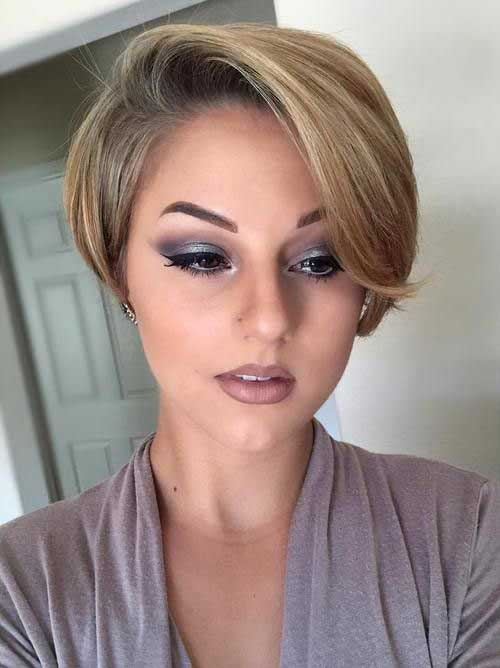 Short Hair Hairstyles-19