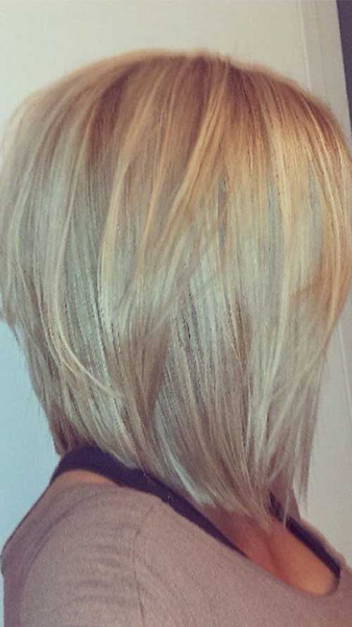 Blonde Long Bob with Layers