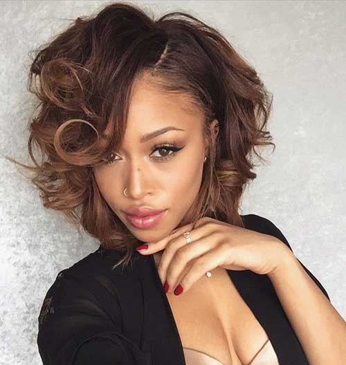 Best Wavy Bob Hairstyles for Black Women