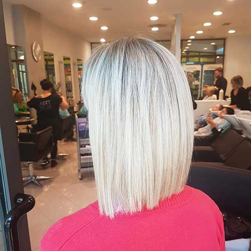Short Blonde Hairstyle - 34