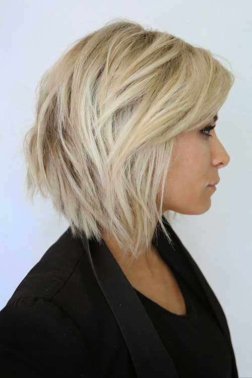 Short Layered Hairstyles for Women 2018