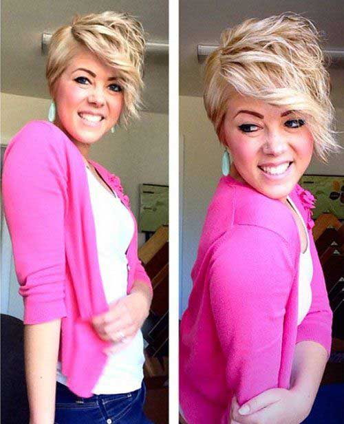 Short Hairstyles for Wavy Hair-8