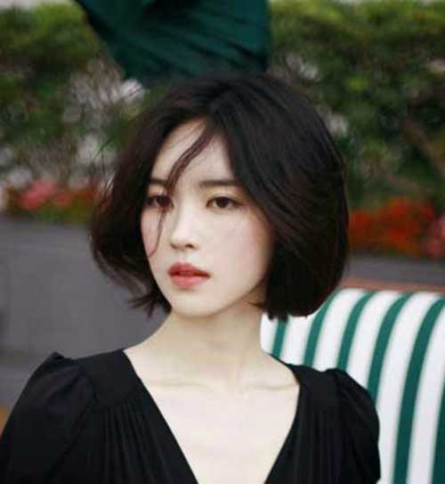 Best Chinese Bob Hairstyle
