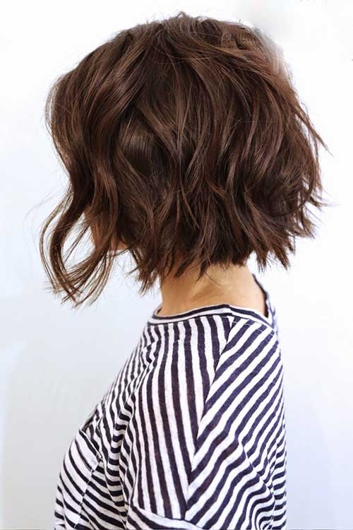 Cute Hairstyles for Short Hair-25