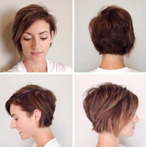 Hairstyles For Short Hair 2018-11