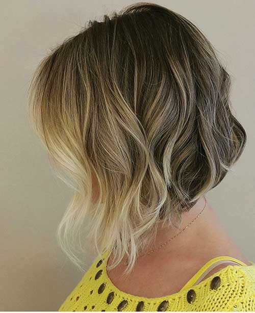 Short Haircuts for Women 2018 - 32
