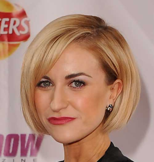 Katherine Kelly Bob Hair