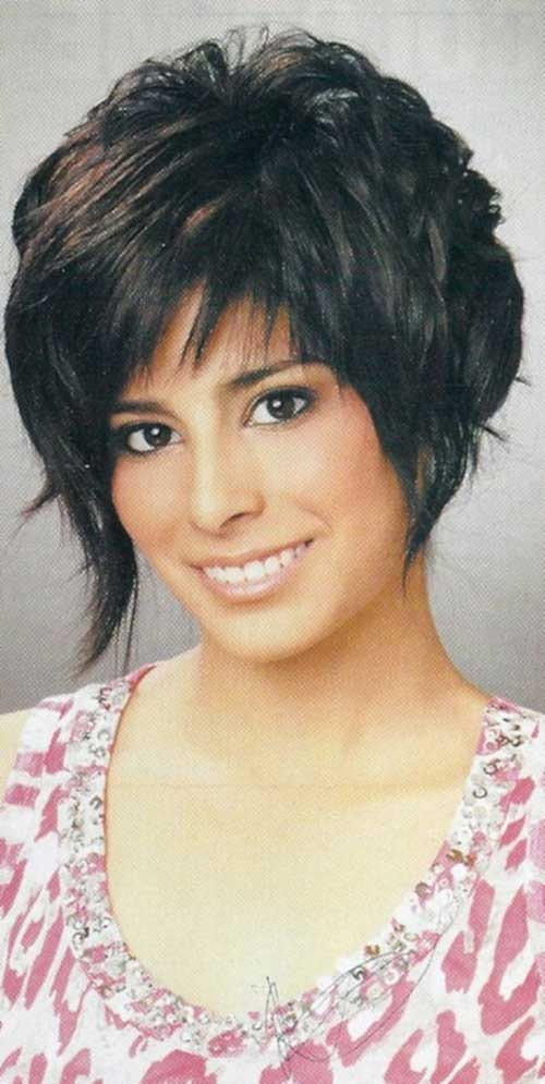 Short Wavy Hairstyles Bobs Pictures