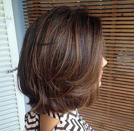 Layered Long Bob, Layered Haircuts Hair Layers