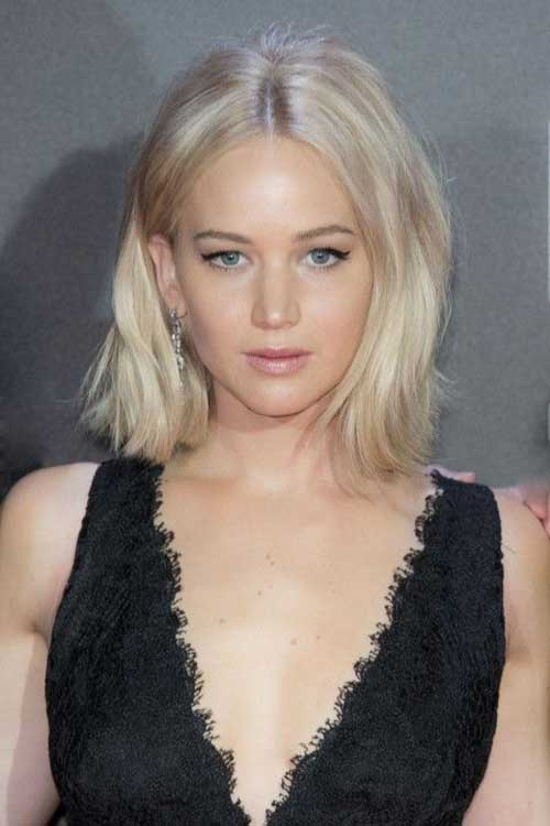 Short Blonde Hair-13