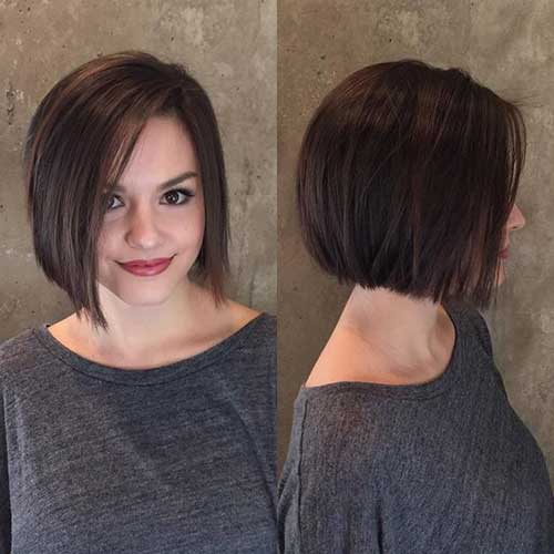 Short Hairstyles for Straight Fine Hair-15
