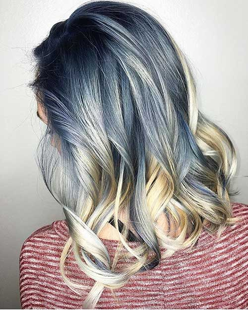 Short Haircuts for Curly Hair 2018 - 17