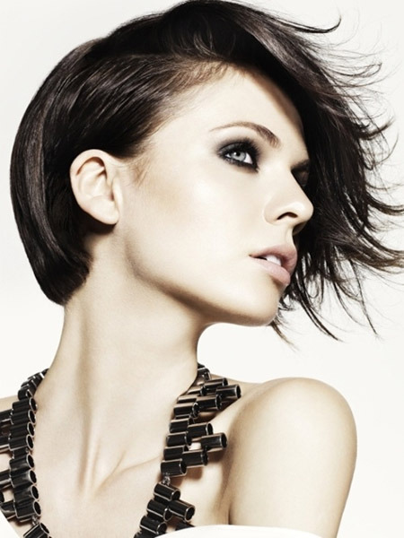 Fantastic Cool and Alluring Bob Cut