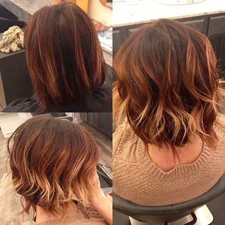 Ombre Hair Balayage Highlights