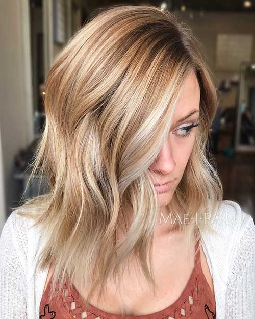 Nice Hairstyles for Short Hair - 37