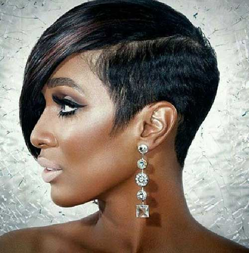 Short Hairstyles Black Women-18