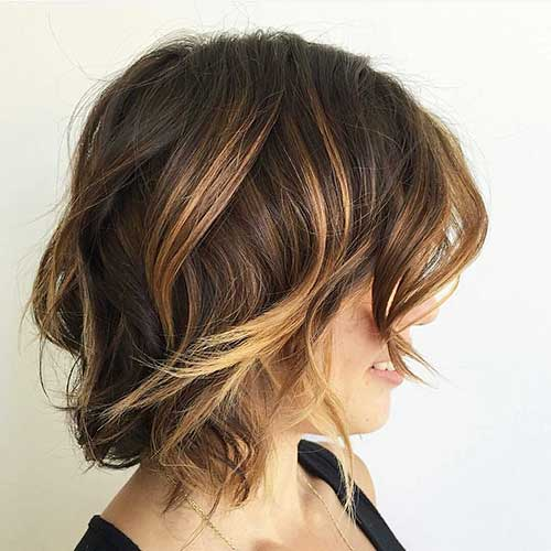 Super Short Layered Hairstyles - 29