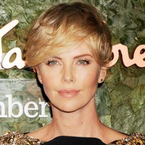 Charlize Theron Pixie Cuts-6