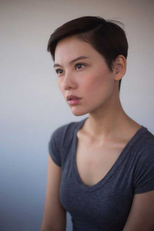 Asian Pixie Cut-14