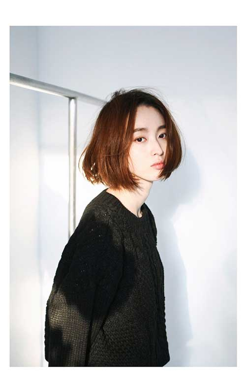 Brown Bob Hairstyles-14