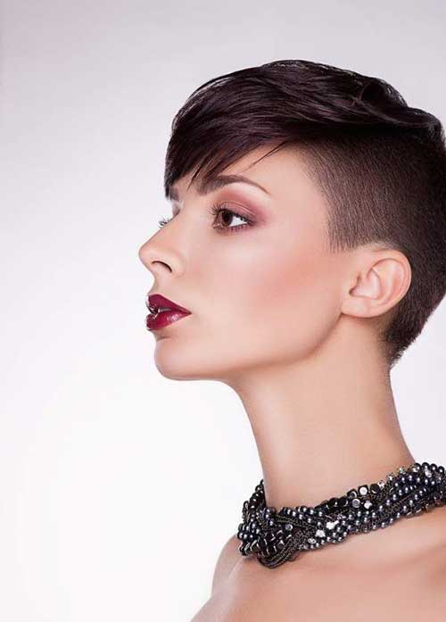 Super Short Hair for Women