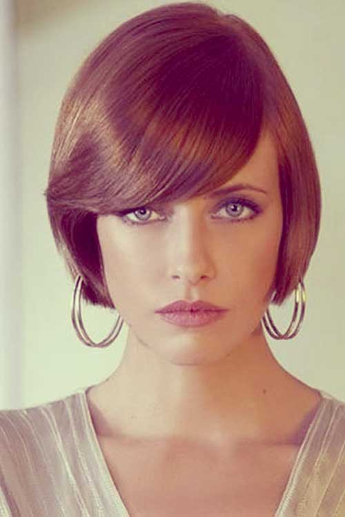 Best Chic Tapered Bob Haircuts