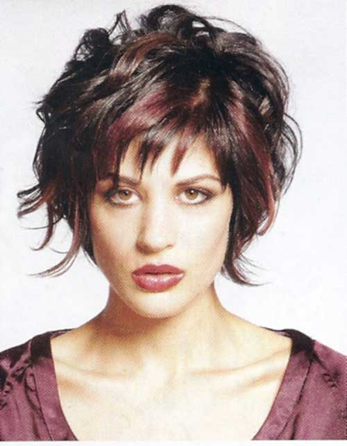 Bob Haircuts for Round Faces-13